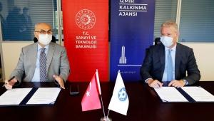İzQ Girişimcilik Merkezi Projesi Destek Sözleşmesi İmzalandı!