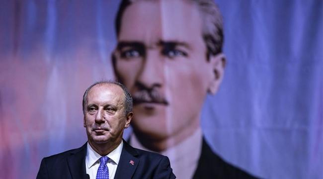 Muharrem İnce: 'Bin Günde Memleket Hareketi'ni Sivas'tan başlatıyoruz