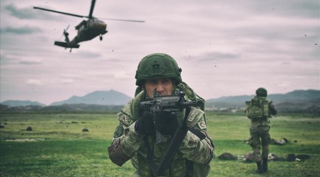 Son 10 Günde Toplam 57 PKK/YPG'li Terörist Etkisiz Hale Getirildi