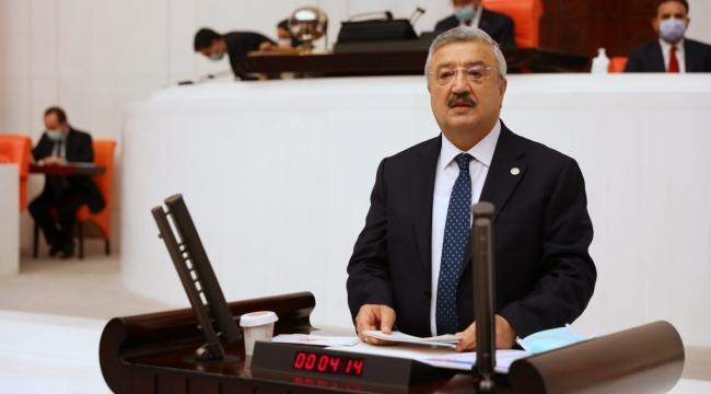 AK Parti İzmir Milletvekili Necip Nasır 'Mavişehirdeki Arsa İzmirlilere Hizmet Edecek'