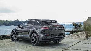 Aston Martin'in İlk 'SUV'u DBX' Türkiye'de