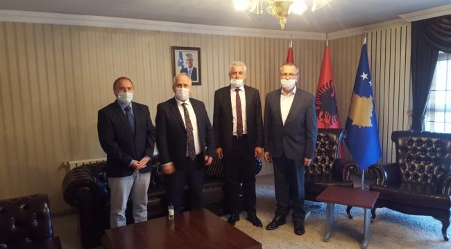 Boşnak Derneklerinden Ankara Büyükelçiliklerine Ziyaret
