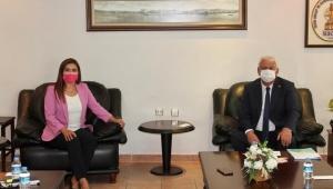 """CHP İzmir Milletvekili Av. Sevda Erdan Kılıç: """"Esnafı yaşat ki Ahilik yaşasın"""""""