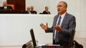 CHP'li Sertel: Ankara – İzmir Hızlı Tren Projesi kaplumbağa hızıyla ilerliyor