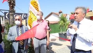 Güzelbahçe Belediyesi 'GüzBelCafe'yi Hizmete Açtı