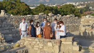 Kadıkalesi Kuşadası Turizmine Kazandırılacak
