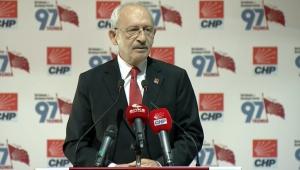Kılıçdaroğlu MEB'e seslendi: CHP olarak biz, belediye başkanlarımızla her türlü fedakarlığı yapmaya hazırız