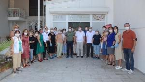 Kuşadası Emek Atölyesi'nde Üretilen Maske Sayısı 1 Milyonu Aştı