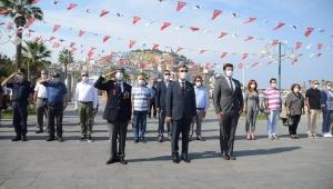 Kuşadası'nda Gaziler Günü Kutlandı