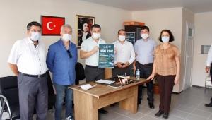 Ödemiş Sosyal Yardım İşleri Müdürlüğü Başvuru Ofisi Hizmete Girdi