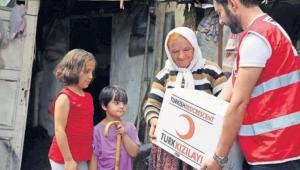 Suriye'nin kuzeyinde Kızılay aracına saldırı: 1 şehit 1 yaralı