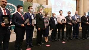 TKB'den Ödemiş Belediyesi'ne başarı ödülü