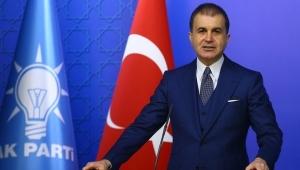 AK Parti Sözcüsü Çelik: Terör asla kazanamayacak