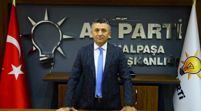 AK Partili Başkan Aksakal; ''Asıl tehdidi ve şantajı birileri kamuoyunu aldatmak için yapmaktadır''