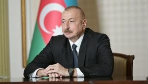 Cumhurbaşkanı Aliyev: Dağlık Karabağ'a barış gücü yerleştirilmesine karşı çıkmayız