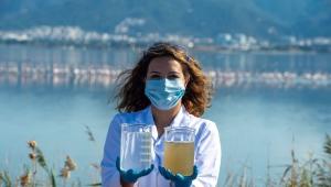 Arıtma suyunun kalitesi Körfez'deki yaşamı da zenginleştiriyor