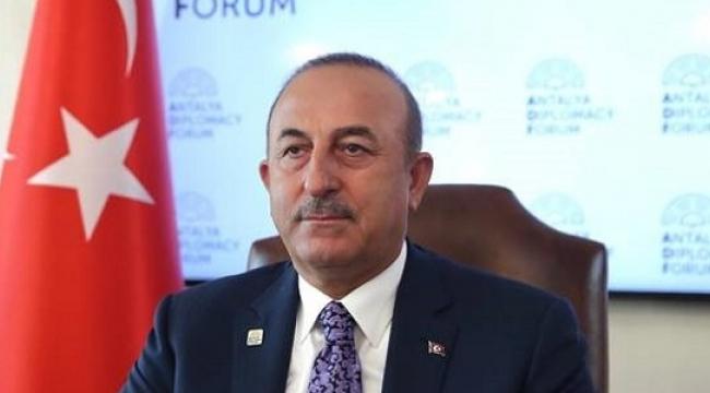 Bakan Çavuşoğlu: Ermenistan savaş suçu işlemeye devam ediyor