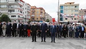 Bayraklı'da 'Cumhuriyet Bayramı' etkinliklerle kutlandı