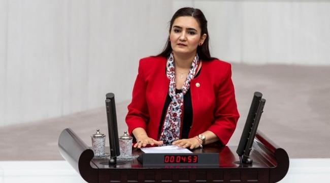 """CHP İzmir Milletvekili Av. Sevda Erdan Kılıç: """"Cumhuriyet, kuvvetinikişi ve zümreden değilhalktan alır"""""""