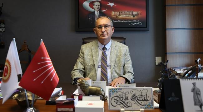 CHP İzmir Milletvekili Sertel'den Fezleke Açıklaması