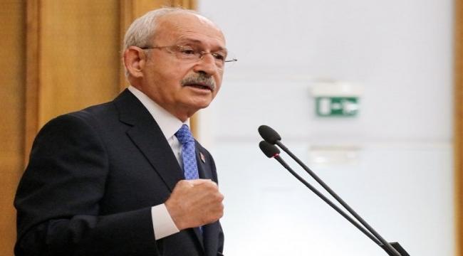 """CHP Lideri Kılıçdaroğlu'ndan """"Esnaf İçin 17 Talep"""""""