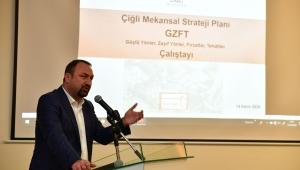 Çiğli'nin Mekansal Stratejik Planlaması yapılıyor