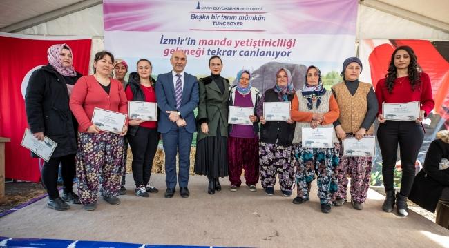Efes Selçuklu Kadınlar İzmir Mozzerallası'nın Yolculuğunu Başlattı