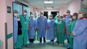 EÜ Beyin ve Sinir Cerrahisine 25 milyon TL'lik yatırım
