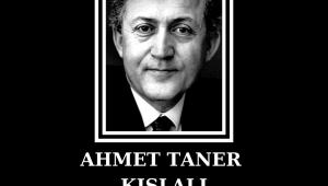 İGC: Ahmet Taner Kışlalı'yı Saygıyla Anıyoruz
