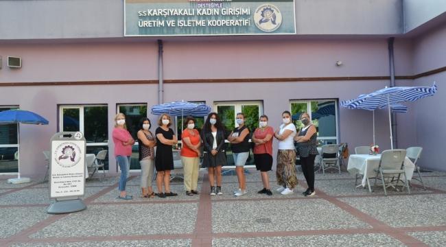 Karşıyakalı Kadınlardan Yeni Adım; Kafe Açtılar