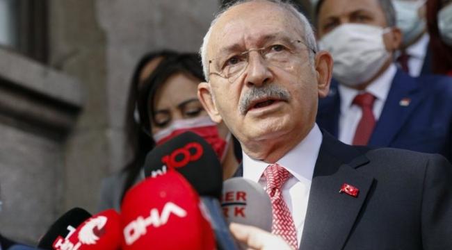 Kılıçdaroğlu 1. Meclis'ten seçim mesajı verdi: Milletin oyundan korkmamak lazım
