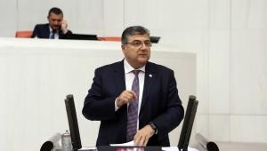 """Milletvekili Sındır, """"tereddüt etmeden Türkiye'yi borç batağına sürüklüyorsunuz"""""""