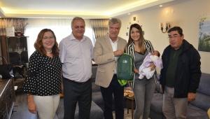 Narlıdere'de Hoş Geldin Bebek yeniden başladı!