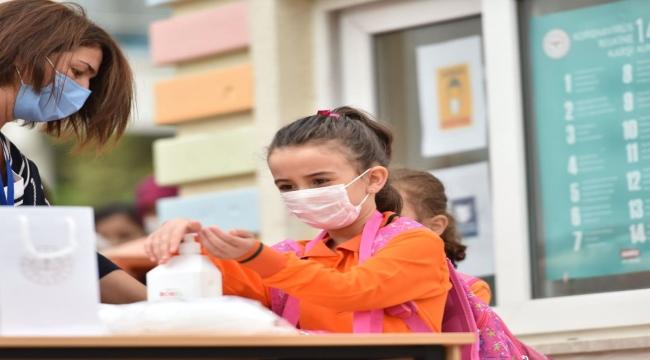 Okullarda Yüz Yüze Eğitimde İkinci Aşama 12 Ekim Pazartesi Başlıyor