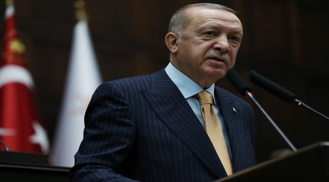 """""""Türkiye, dünyadaki siyasi ve ekonomik güç dengelerinin yeniden şekillendiği şu kritik süreçte tarihî bir mücadelenin içindedir"""""""