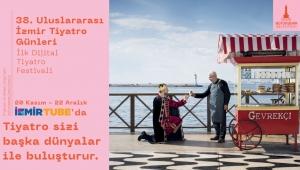 38'inci Uluslararası İzmir Tiyatro Günleri internet ortamına taşındı