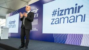 """Başkan Soyer İstanbul'dan Türkiye'ye ve dünyaya ortak akıl çağrısı yaptı: """"Dirençli şehirleri birlikte tasarlayalım"""""""