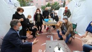 """Bayraklı'da ev eşyası kampanyası başladı """"El Ver Gönül Al"""""""