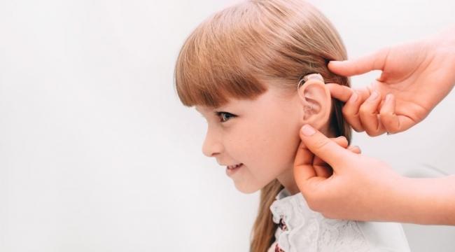 Bebeklerde İşitme Kaybına Biyonik Kulak Çözümü