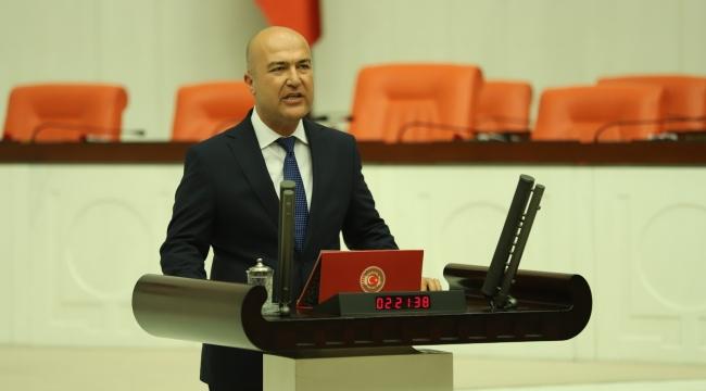CHP'li Vekil Anlattı Mecliste Duygusal Anlar Yaşandı,