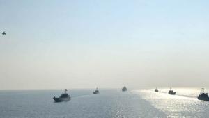 Ege'de kara, hava ve deniz kuvvetlerinden ortak eğitim