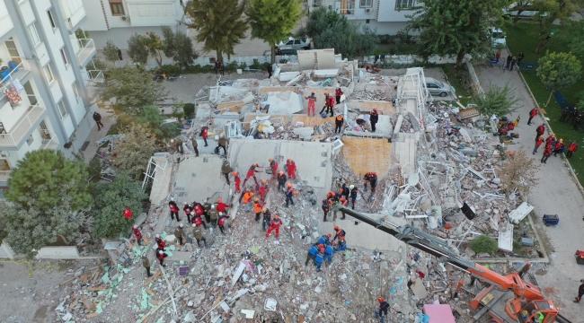 İzmir depremi soruşturması: 7 tutuklama