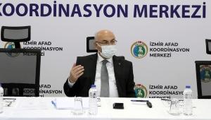 İzmir Valisi Yavuz Selim Köşger Koronavirüs'e Yakalandı