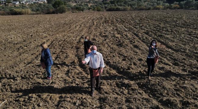 Kemalpaşa Belediyesi'nden 'Karakılçık Buğdayı' hamlesi