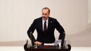 MHP'li Osmanağaoğlu; Ulaştırma ve Altyapı Bakanına İzmir Yatırımlarının Akıbetini Sordu