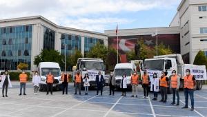 Muratpaşa çocuklar için İzmir'e yola çıktı