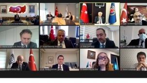 Asgari Ücret Tespit Komisyonu'nun İkinci Toplantısı Gerçekleştirildi