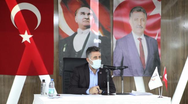 """Bayraklı Belediyesi Meclisinde Tarihi """"Kentsel dönüşüm kararı"""""""