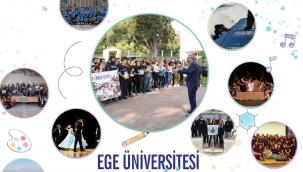 Ege'de, Öğrenci Toplulukları Tanıtım ve Kayıt Günleri Başladı