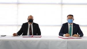 İzmir Yüksek Teknoloji Enstitüsü (İYTE) ile Havelsan Teknoloji Radar A.Ş. arasında iş birliği anlaşması imzalandı